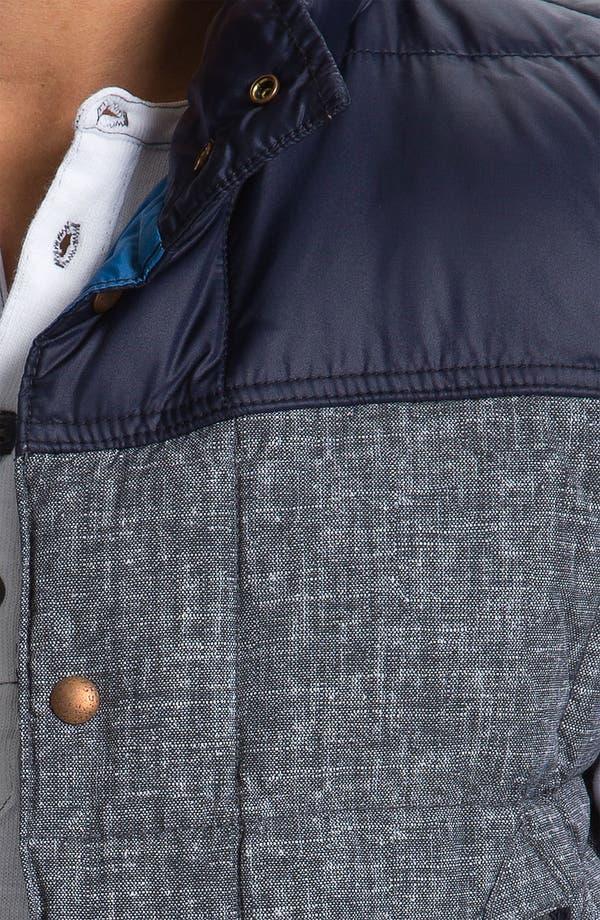 Alternate Image 3  - BOSS Orange Quilted Vest