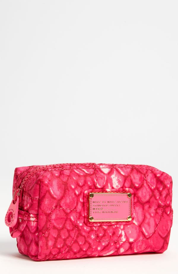 Alternate Image 1 Selected - MARC BY MARC JACOBS 'Pretty Nylon - Small' Cosmetics Case