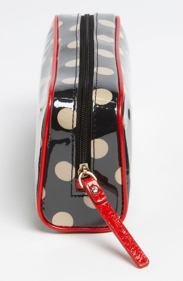 Alternate Image 2  - kate spade new york 'cobblestone - small henrietta' cosmetics case