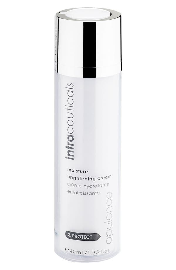 Alternate Image 1 Selected - intraceuticals® 'Opulence' Moisture Brightening Cream