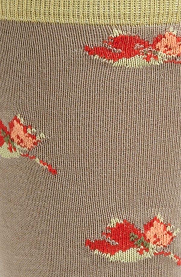Alternate Image 2  - hook + ALBERT 'Falling Leaves' Socks