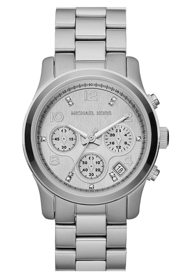 Alternate Image 2  - Michael Kors 'Runway' Boxed Watch Set