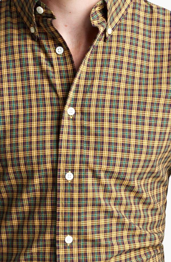 Alternate Image 3  - Jack Spade 'Nolen' Check Woven Shirt