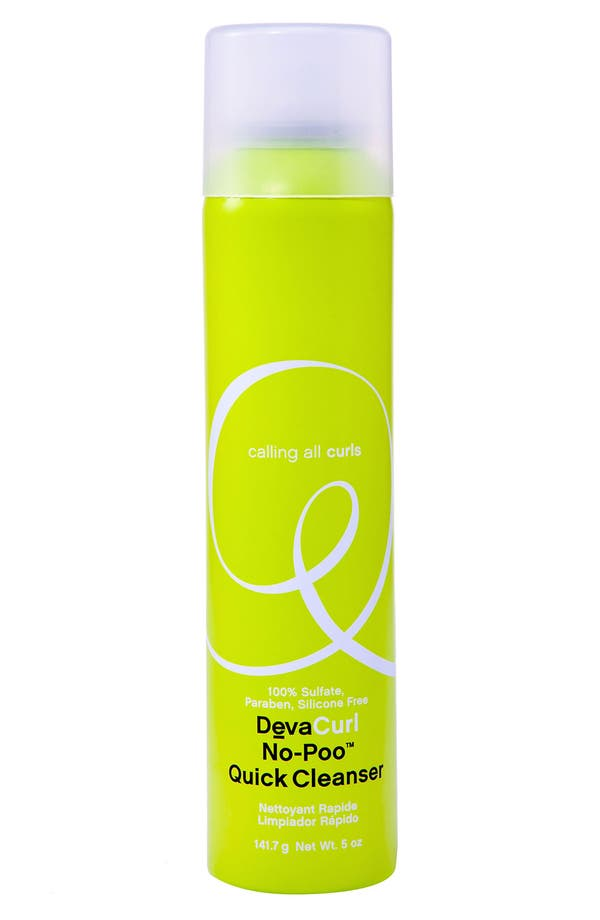 Alternate Image 1 Selected - DevaCurl 'No-Poo™' Quick Cleanser
