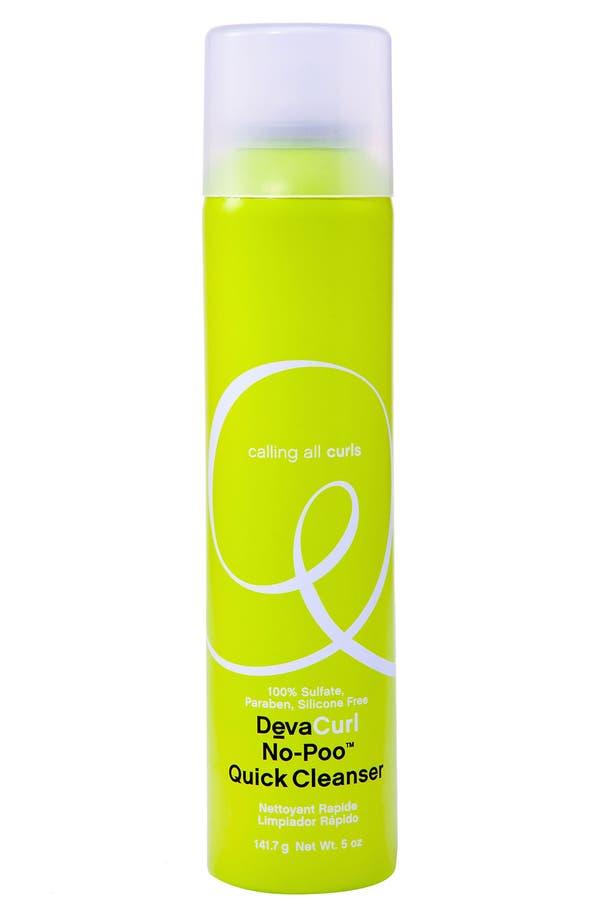 Main Image - DevaCurl 'No-Poo™' Quick Cleanser