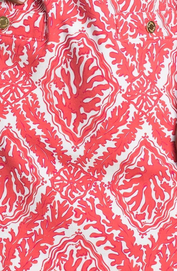 Alternate Image 3  - Lilly Pulitzer® 'Charlene' Coral Knit Shift Dress