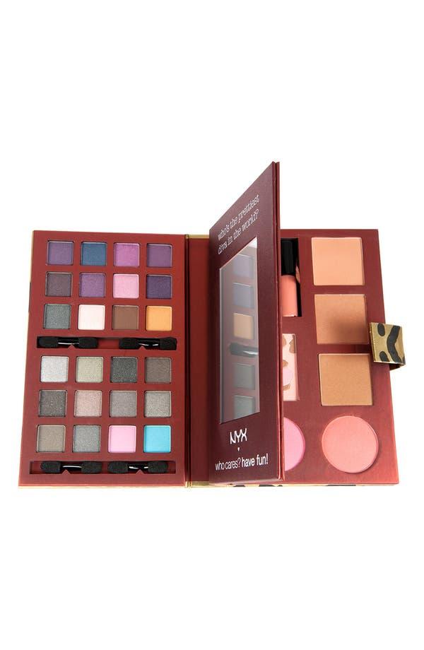 Main Image - NYX 'Haute Jersey' Face Palette