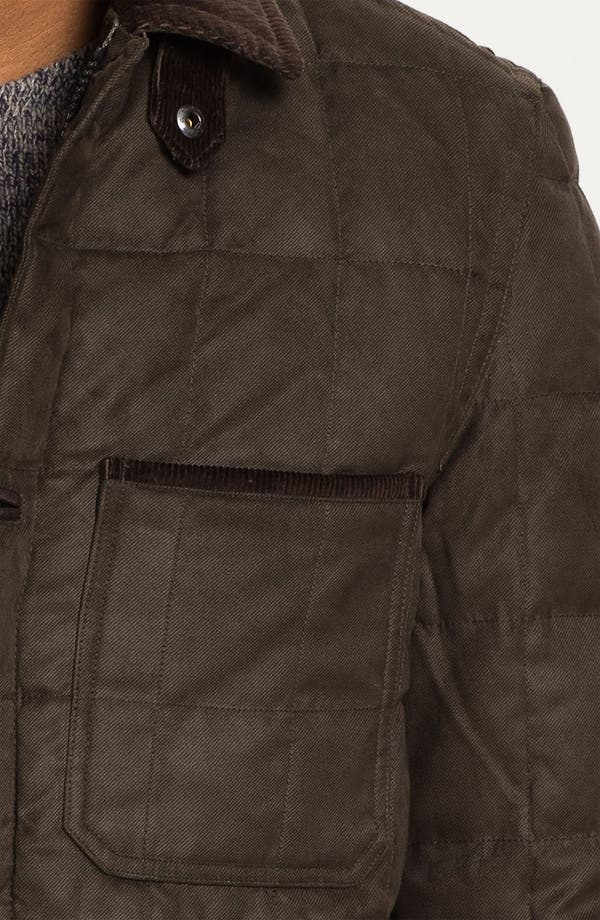Alternate Image 3  - RAINFOREST Quilted Down Jacket