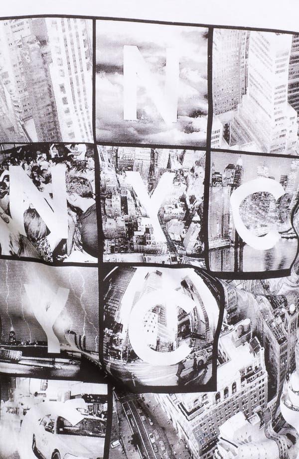 Alternate Image 3  - Topman 'High Roller - NYC Skyline' Graphic T-Shirt