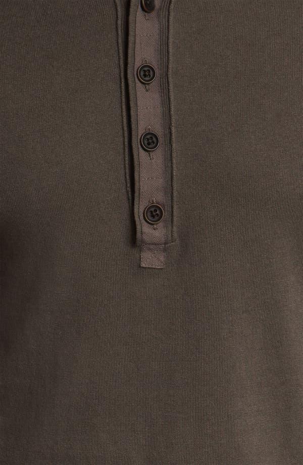 Alternate Image 3  - BOSS Orange 'Albis' Long Sleeve Henley