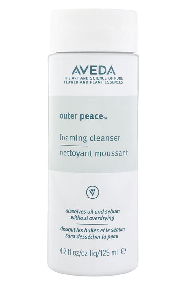 Alternate Image 1 Selected - Aveda 'outer peace™' Foaming Cleanser Refill