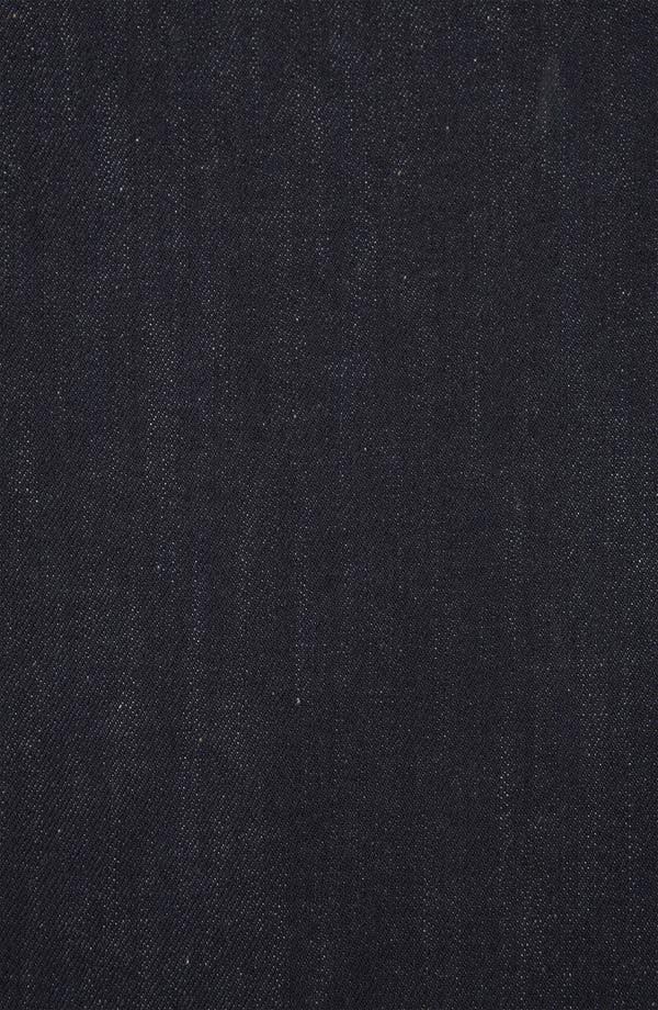 Alternate Image 3  - Topshop Denim Pinafore Dress