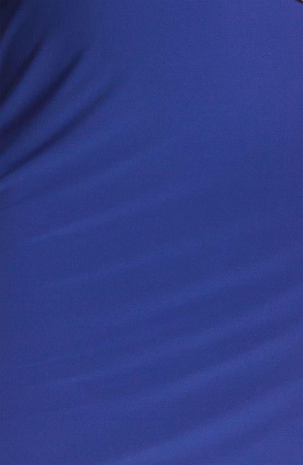 Alternate Image 3  - Jessica Simpson One Shoulder Matte Jersey Dress (Plus)