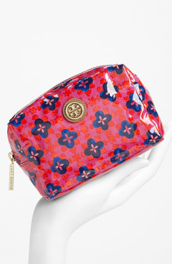 Alternate Image 2  - Tory Burch 'Brigitte' Cosmetics Case