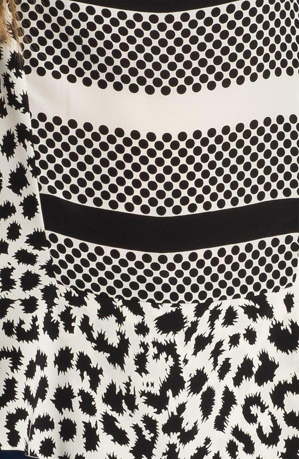 Alternate Image 3  - Thakoon Addition Leopard Print Silk Tee