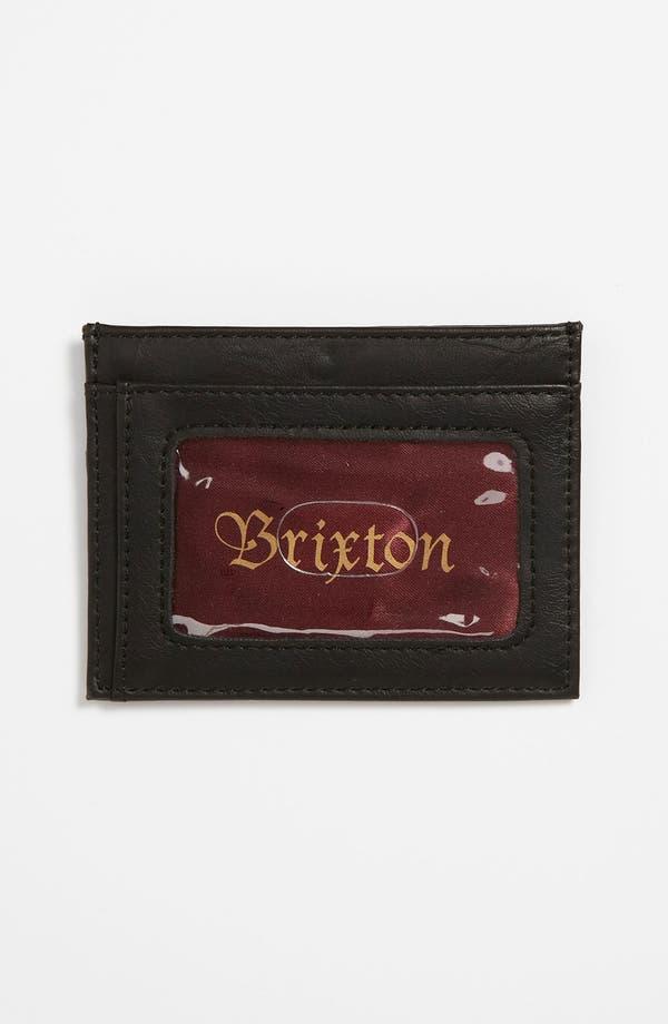Alternate Image 2  - Brixton 'Otis' Card Case