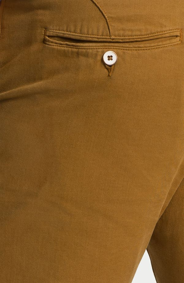 Alternate Image 3  - Levi's® Made & Crafted™ 'Drill' Cotton & Linen Chinos