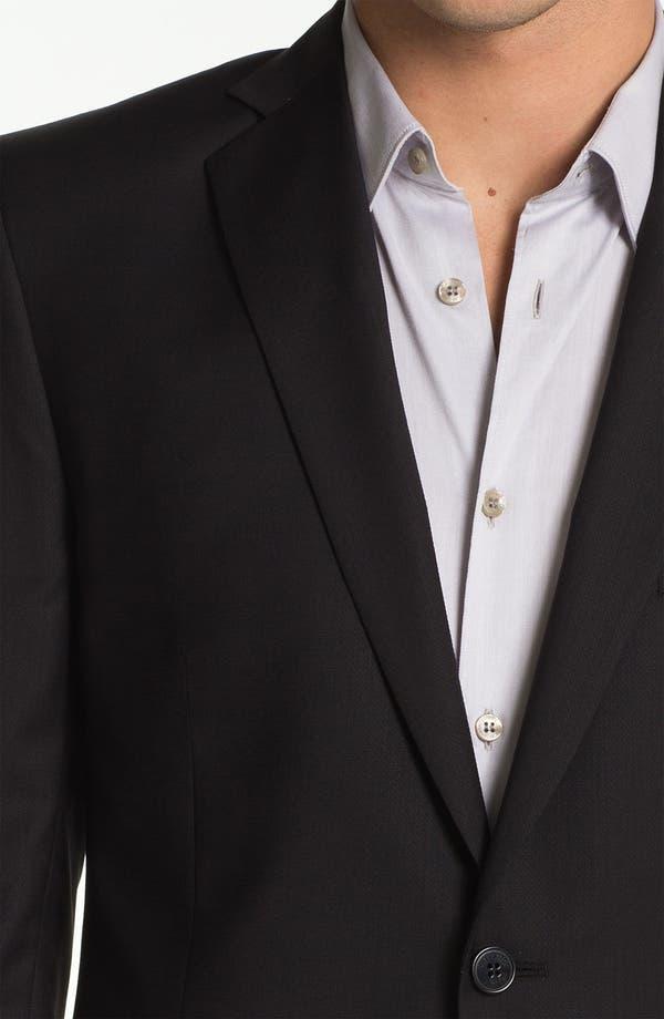 Alternate Image 3  - Versace Trim Fit Wool Blend Blazer (Online Only)