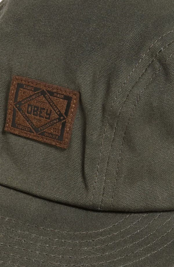 Alternate Image 2  - Obey 'The Welder' Cap
