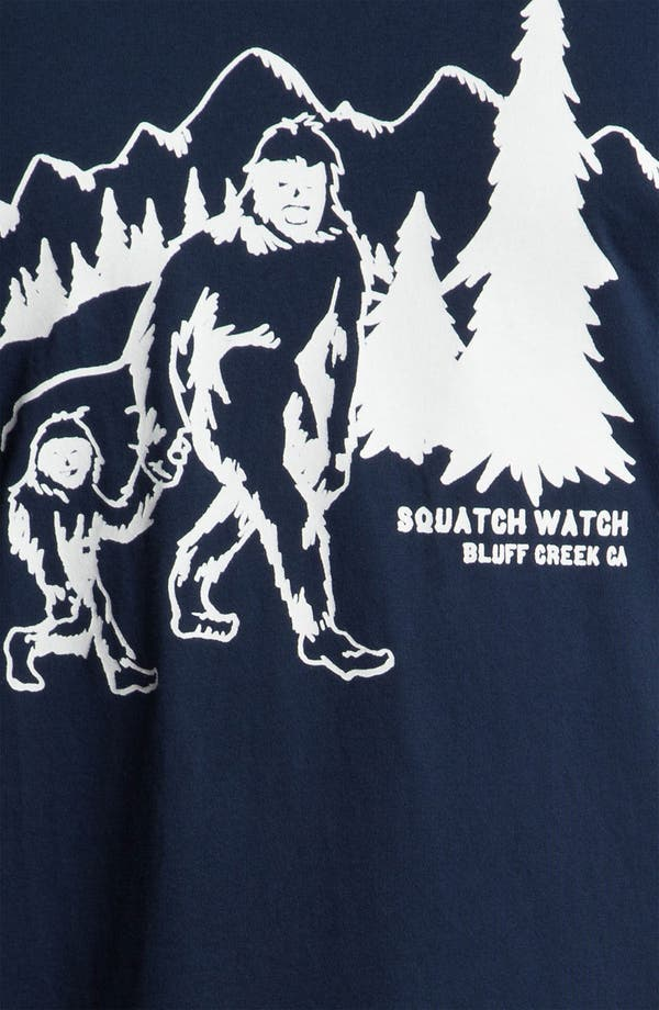 Alternate Image 3  - Toddland 'Squatch Watch' T-Shirt