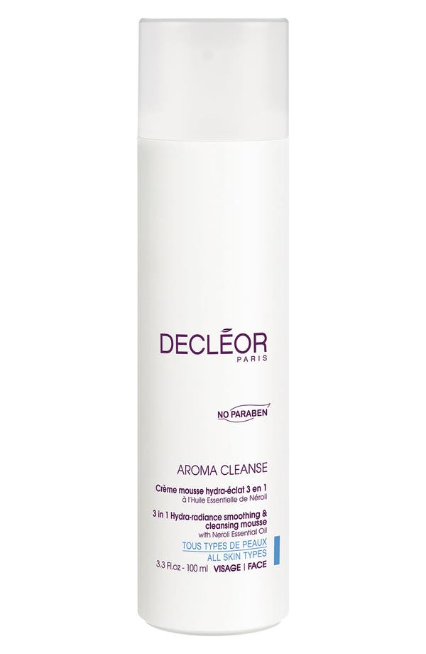 DECLÉOR Aroma Cleanse 3-in-1 Hydra-Radiance Smoothing & Cleansing