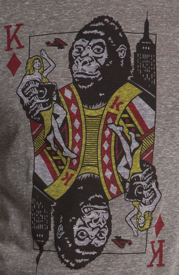 Alternate Image 3  - Headline Shirts 'King' Graphic T-Shirt