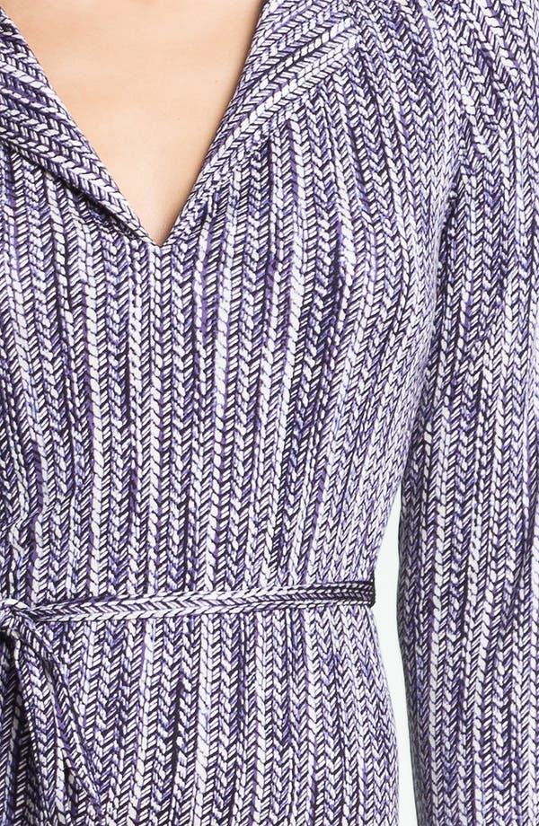 Alternate Image 3  - Tory Burch 'Damien' Silk Shirtdress