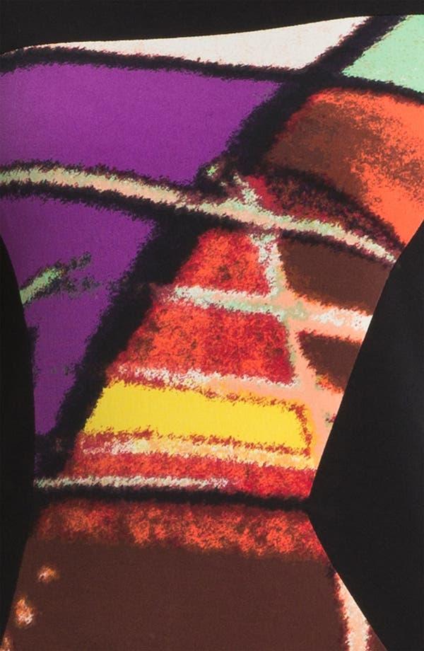 Alternate Image 3  - Eva Varro Print Front Dress (Online Only)