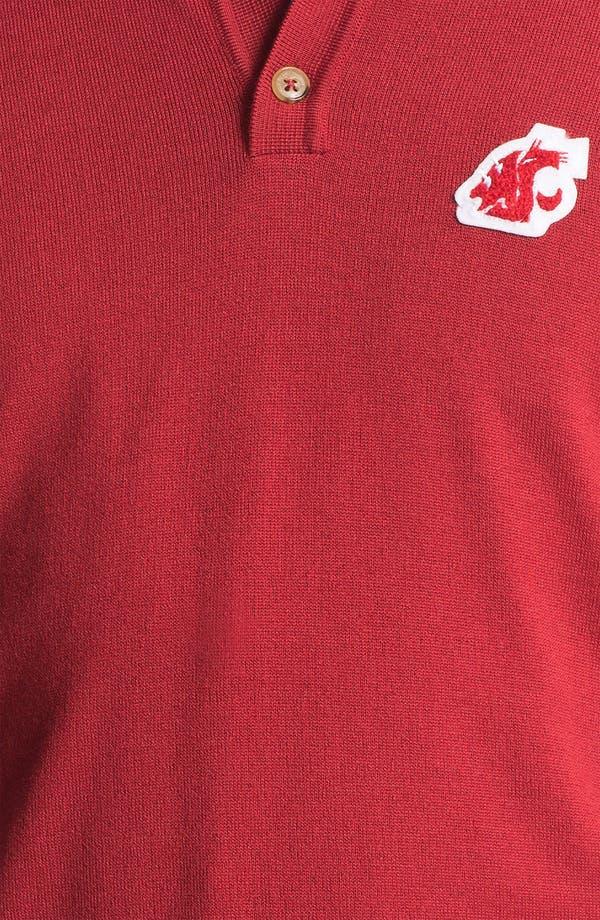 Alternate Image 3  - Thomas Dean 'Washington State University' Wool Sweater
