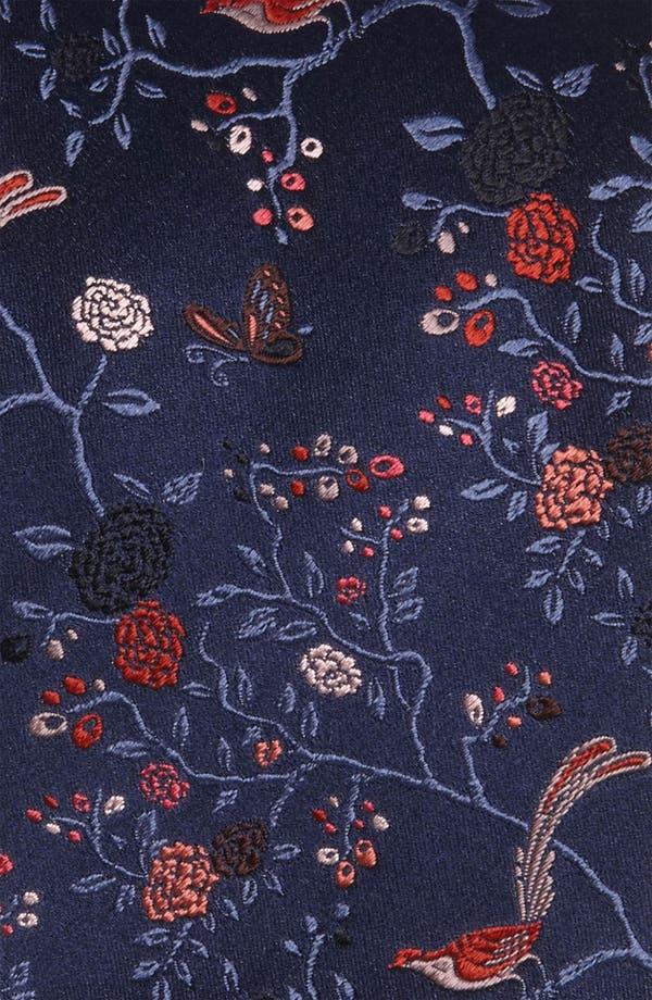 Alternate Image 2  - Duchamp Woven Silk Tie