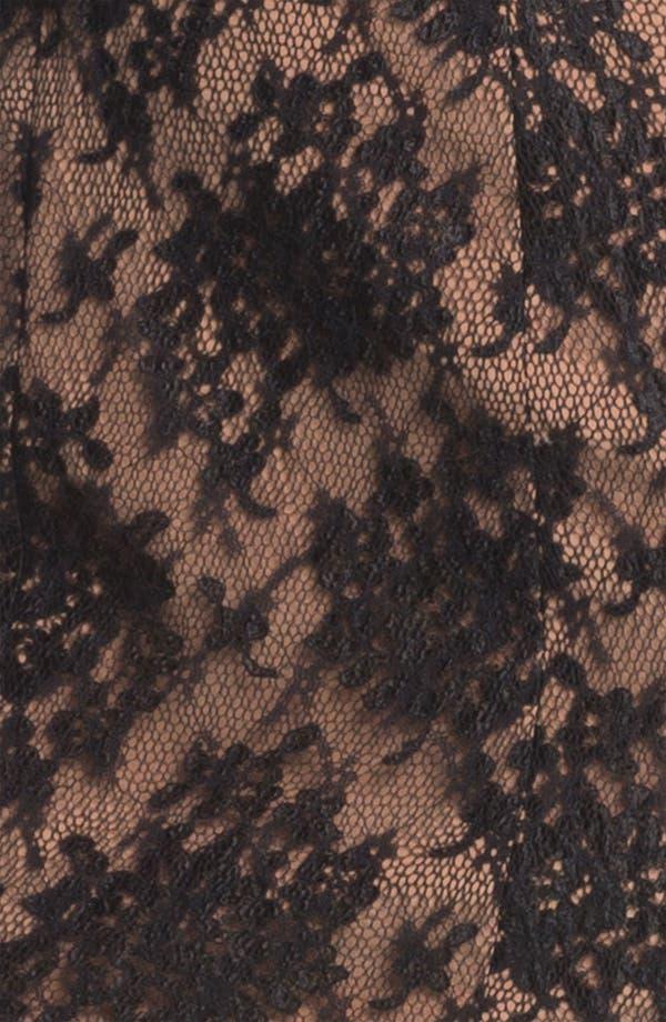 Alternate Image 3  - Haute Hippie Lace Corset Dress