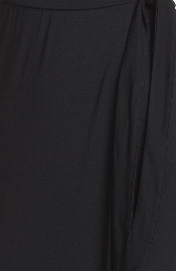 Alternate Image 3  - Tart 'Camille' Sleeveless Jersey Wrap Maxi Dress