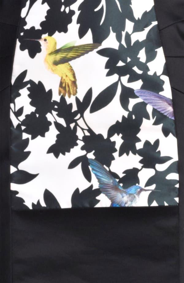 Alternate Image 3  - Thakoon Bird Print Sheath Dress