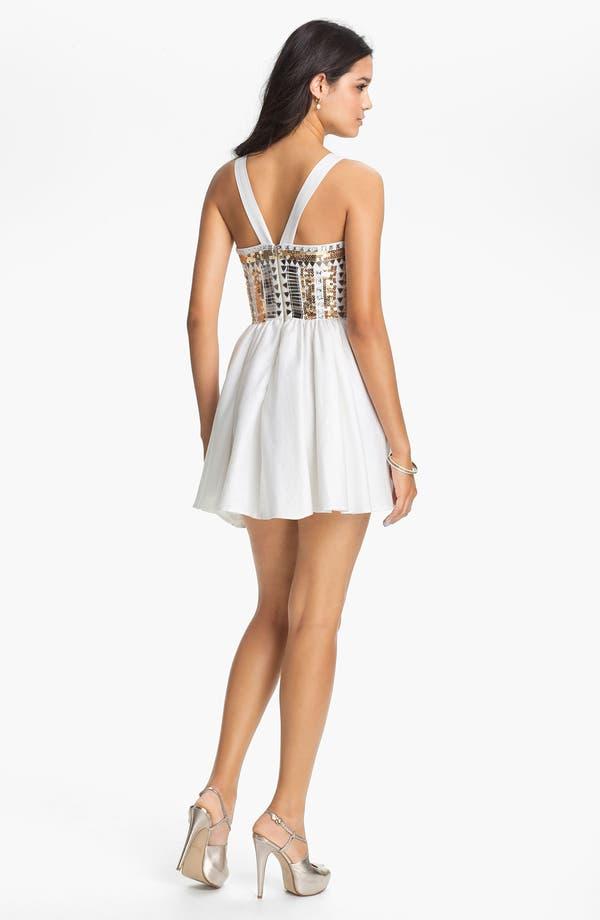 Alternate Image 2  - Keepsake the Label 'Force of Nature' Embellished Dress