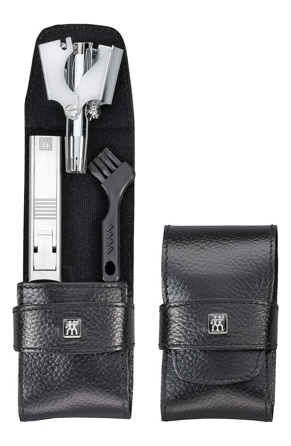 Alternate Image 2  - Zwilling Pour Homme Two Piece Grooming Kit