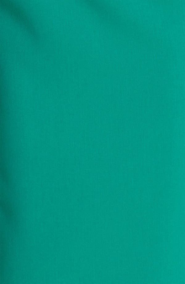 Alternate Image 3  - Black Halo 'Jackie O' Colorblocked Sheath Dress