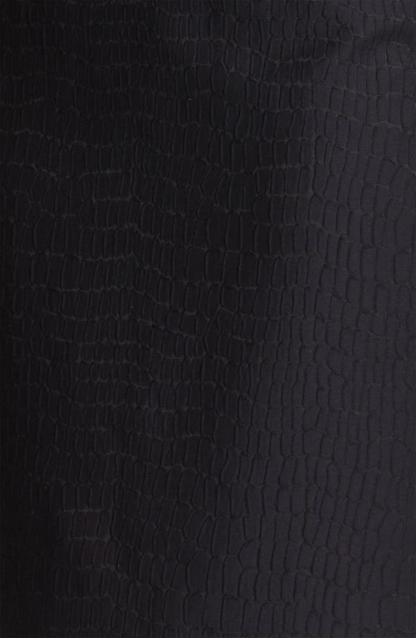 Alternate Image 3  - Classiques Entier® 'Dahlia Jacquard' Skirt