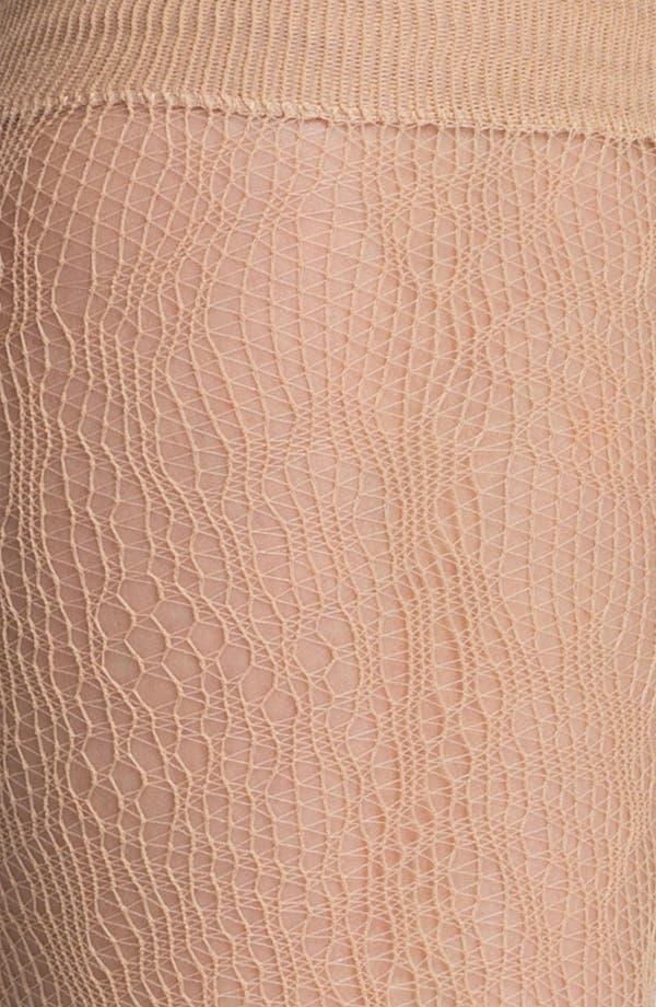 Alternate Image 2  - Nordstrom 'Full Bloom' Tights