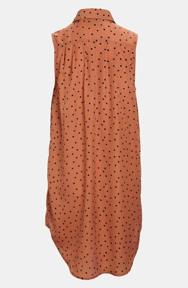 Alternate Image 3  - MINKPINK 'Going Dotty' Shirt Dress