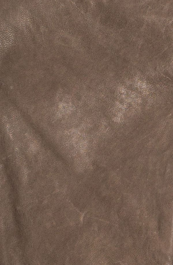 Alternate Image 4  - Mackage Quilt Trim Leather Moto Jacket