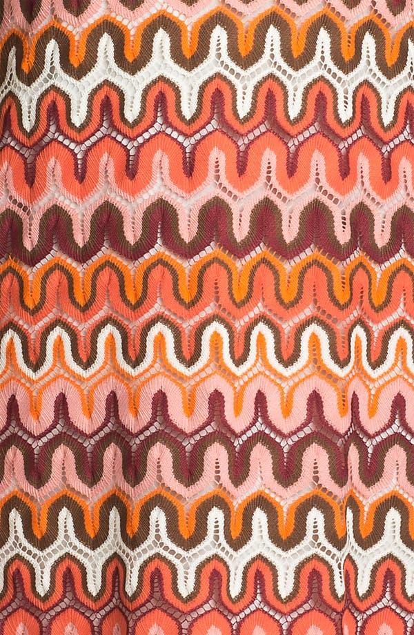 Alternate Image 3  - Karen Kane Crochet Tank Dress (Plus Size) (Online Only)