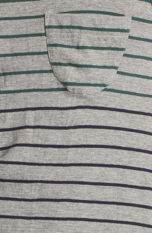 Alternate Image 3  - Burkman Bros Stripe Tank Top