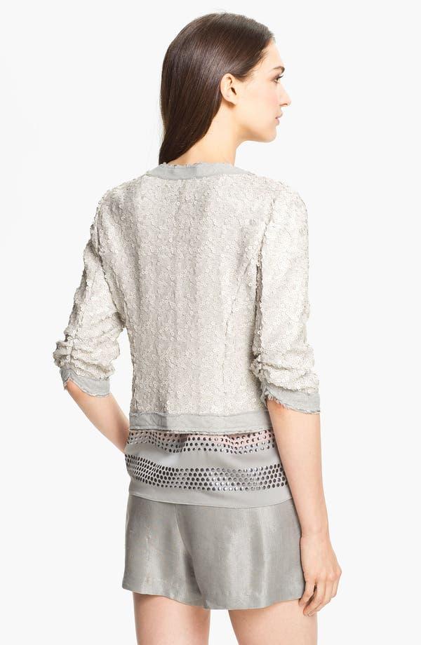 Alternate Image 2  - Milly 'Adriana' Sequin Jacket