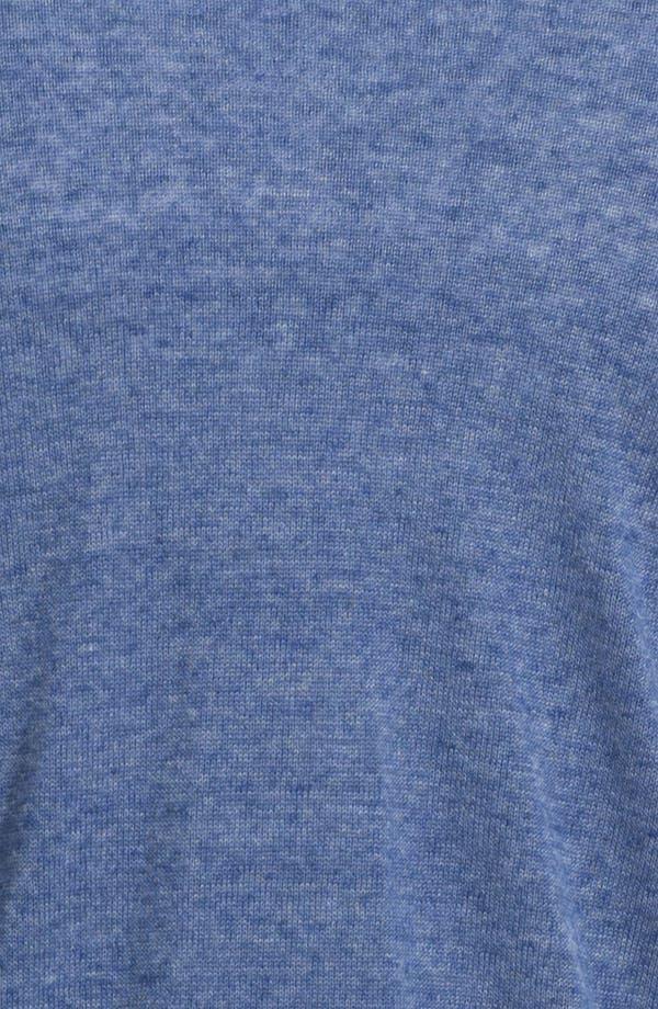 Alternate Image 3  - Vince V-Neck Linen Blend Sweater