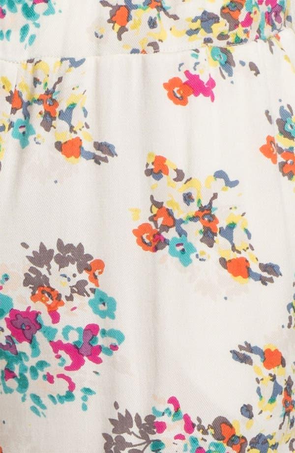 Alternate Image 3  - Ella Moss 'Citrus Floral' Print Shorts