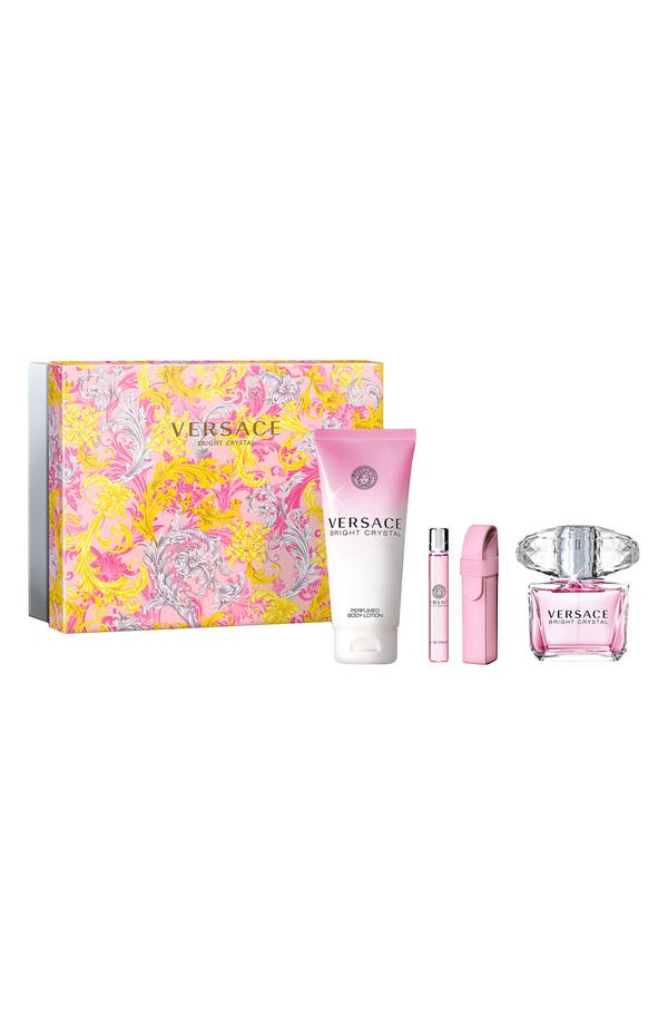 Alternate Image 1 Selected - Versace 'Bright Crystal' Fragrance Set