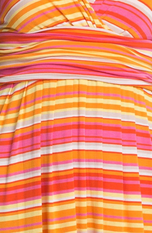 Alternate Image 3  - Vince Camuto 'Sun Streaked Stripe' Maxi Dress