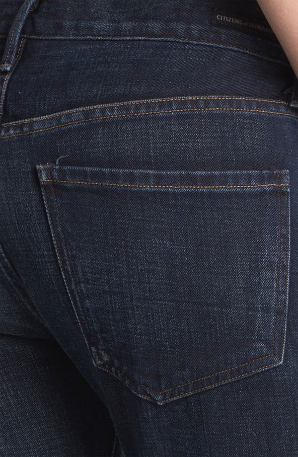 Alternate Image 3  - Citizens of Humanity 'Riley' Boyfriend Bootcut Jeans