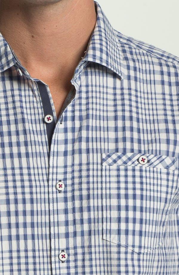 Alternate Image 3  - Tommy Bahama Denim 'Paradise Heights' Short Sleeve Sport Shirt