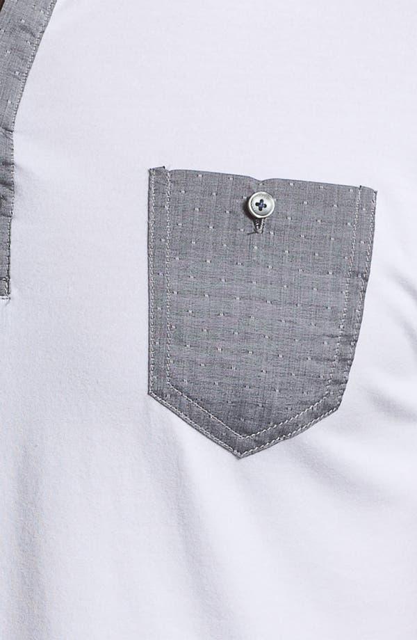 Alternate Image 3  - Antony Morato Banded Collar Polo